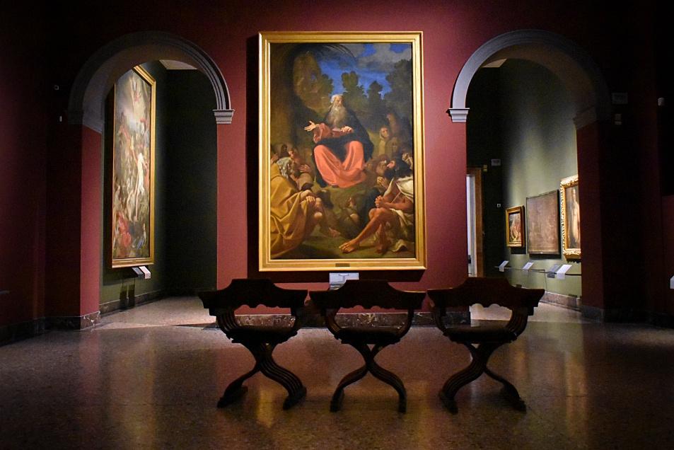 Pinacoteca di Brera zadarmo