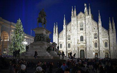 Sprievodca po (pred) vianočnom Miláne