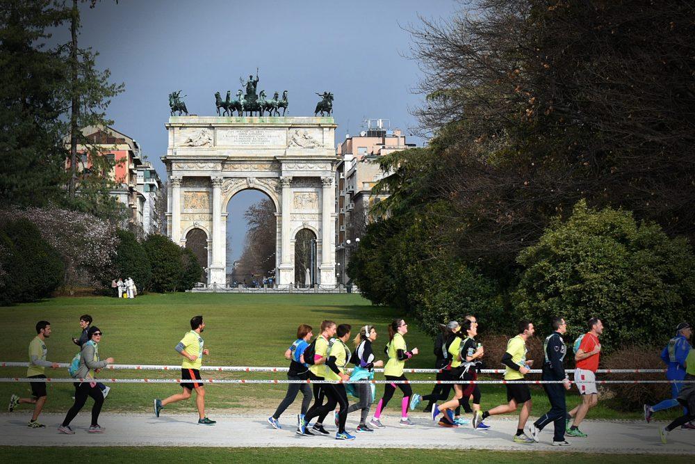 Behá celé Miláno