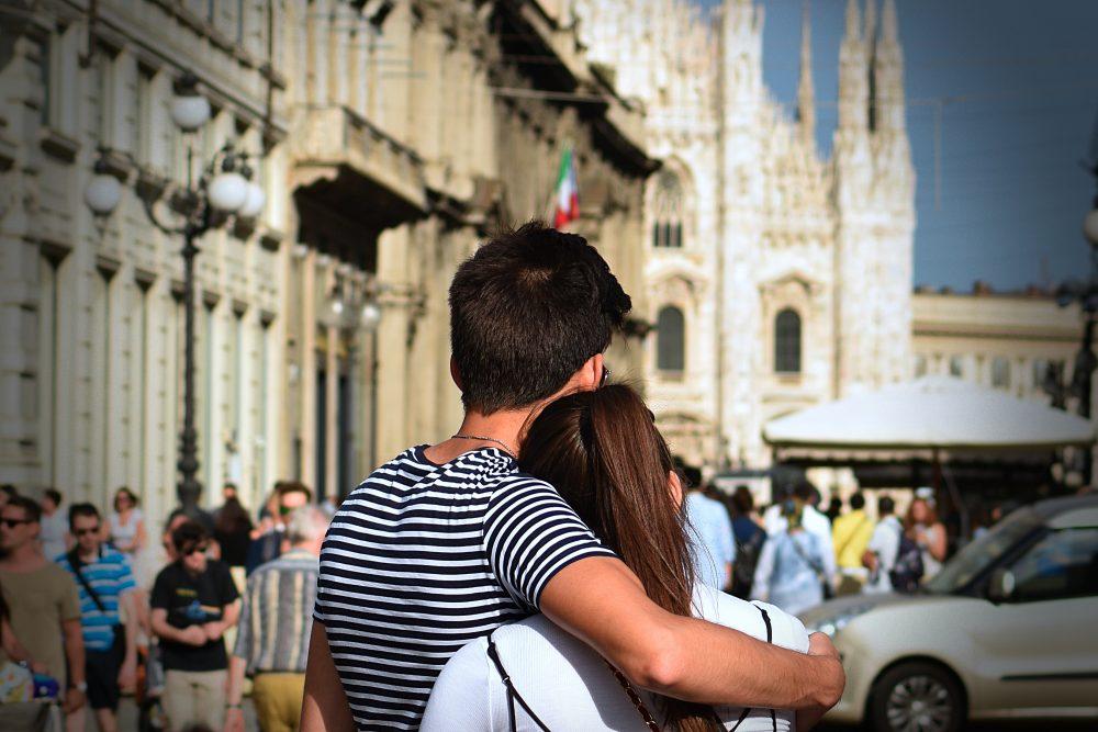 Miláno pre zamilovaných