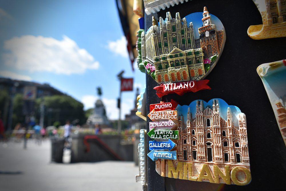 Magnetka z Milána