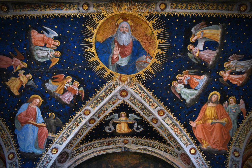 Po milánskych kostoloch