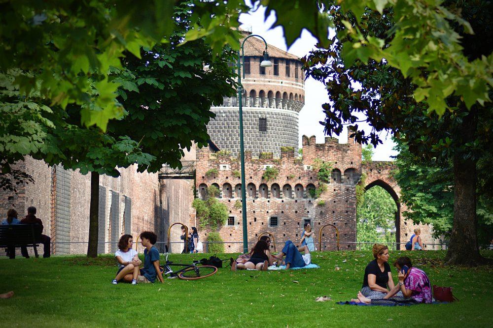 Parco Sempione (II.)